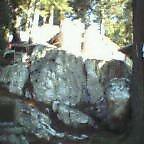 ペグマタイト岩脈